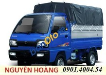 Cần bán Thaco Towner 990 năm sản xuất 2017, màu xanh lam, nhập khẩu nguyên chiếc, giá chỉ 219 triệu