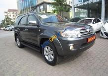 Bán ô tô Toyota Fortuner đời 2010, màu xám (ghi), giá chỉ 575 triệu, hỗ trợ trả góp 50%