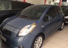 Bán Toyota Yaris năm 2007, màu xanh lam, nhập khẩu chính chủ