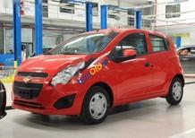 Bán xe Chevrolet Spark Duo đời 2017, màu đỏ, 279tr