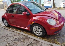 Bán Volkswagen Beetle đời 2007, màu đỏ, nhập khẩu chính hãng số tự động giá cạnh tranh