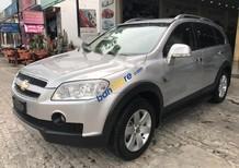 Bán xe Chevrolet Capiva đời 2007, màu bạc, số tự động, xe đẹp đủ đồ chơi