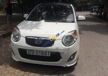 Cần bán gấp Kia Morning 1.0AT sản xuất 2010, màu trắng, nhập khẩu