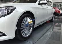 Bán ô tô Mercedes S400 Maybach đời 2017, màu trắng, nhập khẩu chính hãng