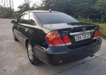 Cần bán xe Toyota Camry 3.0 đời 2005, màu đen số tự động, giá tốt