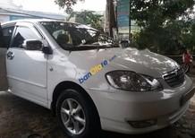 Chính chủ bán Toyota Corolla altis đời 2003, màu trắng