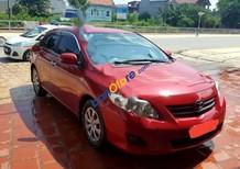 Cần bán gấp Toyota Corolla XLI sản xuất 2007, màu đỏ, nhập khẩu chính chủ, giá 590tr