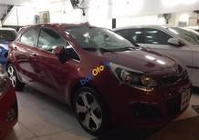 Bán xe cũ Kia Rio 1.4AT đời 2012, màu đỏ, xe nhập còn mới