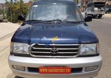 Cần bán gấp Toyota Zace GL 1.8MT đời 1999, màu xanh lam