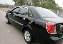 Cần bán lại xe Daewoo Lacetti đời 2004, màu đen chính chủ