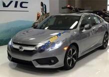 Bán Honda Civic 1.5AT 2017, màu xám, nhập khẩu
