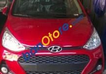 Cần bán xe Hyundai Grand i10 năm 2017, màu đỏ, nhập khẩu