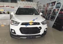 Cần bán xe Chevrolet Captiva Revv đời 2017, màu trắng