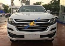Cần bán xe Chevrolet Colorado LT 2.5 MT 4x2 năm sản xuất 2017, màu trắng