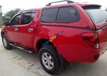Bán Mitsubishi Triton GLS năm 2009, màu đỏ, nhập khẩu nguyên chiếc