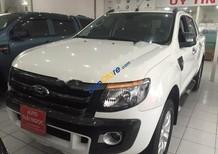 Bán Ford Ranger 4x4AT3.2 đời 2015, màu trắng, nhập khẩu chính hãng, giá 725tr