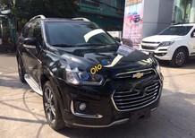 Cần bán xe Chevrolet Captiva Revv đời 2017, màu đen, giá 879tr