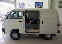 Bán Suzuki Super Carry Van sản xuất 2017, màu trắng