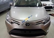 Bán Toyota Vios 1.5E đời 2017, giá chỉ 530 triệu