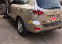 Cần bán Hyundai Santa Fe đời 2008, màu vàng, nhập khẩu, giá chỉ 650 triệu