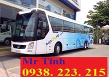 Giá xe khách 45 chỗ Thaco Universe TB120s, giá xe khách 45 chỗ Hyundai Universe