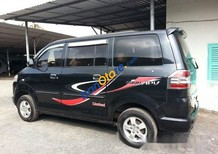 Cần bán lại xe Suzuki APV đời 2007, màu đen, nhập khẩu nguyên chiếc
