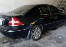 Bán Ford Mondeo V6 đời 2003, màu đen