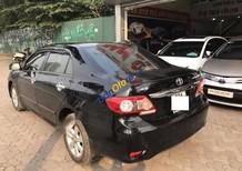 Bán Toyota Corolla Altis 1.8AT năm 2011, màu đen