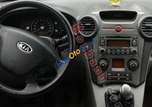 Xe Kia Carens CRdi 2008, màu bạc, xe nhập