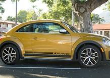 Cần xe Volkswagen New Beetle 2017, màu vàng, nhập khẩu nguyên chiếc.Lh;0978877754