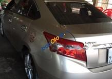 Bán xe cũ Toyota Vios G đời 2015, màu bạc