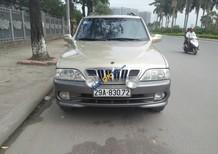 Bán xe Ssangyong Musso MT đời 2003, hai cầu, máy xăng