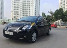 Bán Toyota Vios 1.5E đời 2011, màu đen giá cạnh tranh