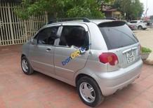 Bán xe cũ Daewoo Matiz SE đời 2004, màu bạc