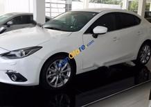 Bán Mazda 3 2.0AT 2017, xe mới, màu trắng