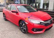 Bán Honda Civic AT đời 2017, màu đỏ, xe nhập, giá chỉ 950 triệu