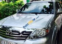 Bán xe Toyota Fortuner V đời 2013, màu bạc xe gia đình, giá chỉ 800 triệu