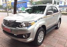 Bán xe cũ Toyota Fortuner 2.7V 4x4AT 2014, màu bạc