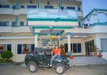 Bán Jeep Wrangler đời 1990, màu xanh lam, nhập khẩu