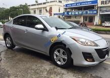 Cần bán Mazda 3 1.6 đời 2010, màu bạc