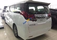 Bán xe Toyota Alphard Excutive Lounge sản xuất 2016, màu trắng, xe nhập