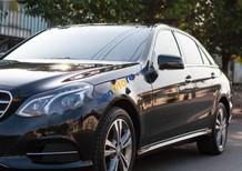 Bán Mercedes E250 đời 2013, màu đen, giá tốt