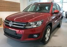 SUV cỡ trung nhập khẩu từ Đức - Volkswagen Tiguan 2.0 Turbo TSI - AT 6 cấp Tiptronic - Quang Long 0933689294