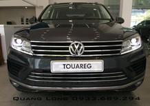 Volkswagen Touareg GP model 2015 màu xám nhập khẩu mới 100% giá ưu đãi chỉ từ 2.4 tỷ - Quang Long 0933689294