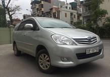 Chính chủ cần bán xe Toyota Innova 2.0 G 2011 mầu bạc