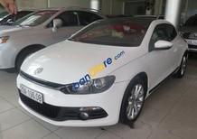 Bán gấp Volkswagen Scirocco AT đời 2010, màu trắng, xe nhập