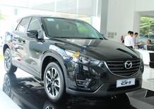 Hot - Bán xe Mazda CX-5 2017, xe mới hỗ trợ giá và quà tặng, kèm trả góp tới 80%