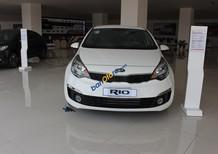 Cần bán xe Kia Rio 4DR MT đời 2017, màu trắng, giá chỉ 483 triệu