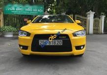Bán xe cũ Mitsubishi Lancer EX sport đời 2010, màu vàng, nhập khẩu, giá chỉ 475 triệu