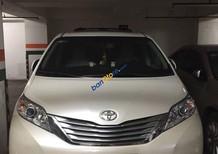 Cần bán Toyota Sienna Limited 2012, màu trắng, xe nhập